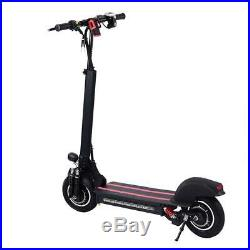 10 Inch 48V/22AH 60km/h 60KM 1200W Brushless Motor Double-drive Electric Scooter