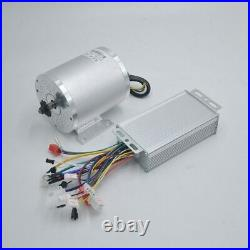 1000W Electric Motor High Speed Mid Drive Conversion Kit For Scooter Ebike Tricy