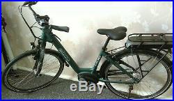 18' EBCO Electric bike URBAN CITY UCL-80 BOSCH MOTOR Electric Cycle mid drive