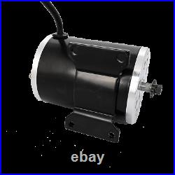 48V 1800W Central Drive High Speed EVO Scooter Brushless DC Motor Electric ATV