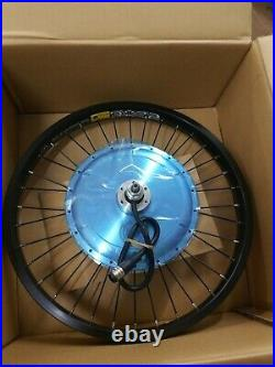 A2B 500w Direct Drive Electric Bike Motor For A2B Octave 20inch