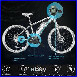 BAFANG BBS01B 36V 250W Mid-drive Motor Electric Bicycles Component Kit Duty-Free