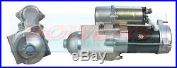 BRAND NEW STARTER MOTOR 12V 10 TOOTH DRIVE 2.5kW C/W DELCO REMY 28MT TYPE GMC
