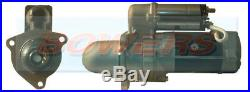 BRAND NEW STARTER MOTOR 24V 10 TOOTH DRIVE 4.5kW C/W DELCO REMY 28MT OIL SEALED