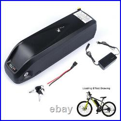 Bafang BBS02B 48V 500W Mid Drive Electric Bike Motor Conversion Kit With Battery