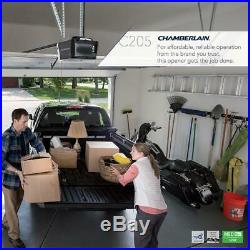 Chain Drive Heavy Duty Garage Door Opener 1/2 HP Motor Are Great For Daily Use