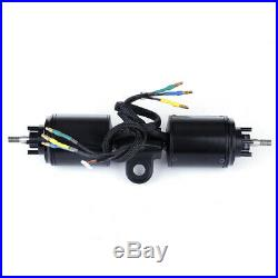 Direct Drive Motor and Stage for 4-Wheel Electric Skateboard Deck Accessory