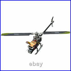 Eachine E180 6CH 3D6G System Dual Brushless Direct Drive Motor Flybarless RC Hel