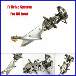 Electric F1 shaft power output system & 2960 2881KV Brushless motor For RC Boat