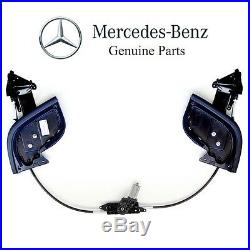 For MB R230 SL-Class SL550 SL63 AMG Convertible Hard Top Side Flap Drive Motor