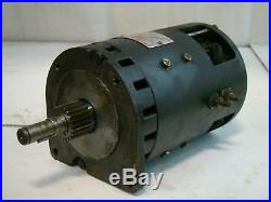 General Electric 2620RPM 2-3/4HP 5BC 48 JB 676A Drive Motor for Crown 30SP36TT