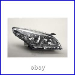 Headlight Set For Renault Megane III Year 11/08-03/12 H7/H7 with Motor