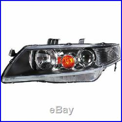 Headlight Set for Honda Accord CL / cm with Indicator Incl. Motor Shaft