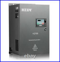 INVERTER VETTORIALE HEDY TRIFASE 400 V kw 30 AC DRIVE 40 HP MOTORE ELETTRICO