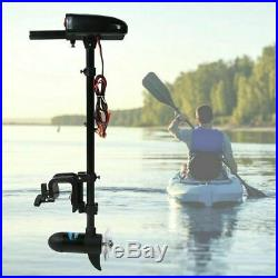 Kayak Motor Drive Inflatable Boat Dinghy Electric Propeller Thrusters Trolling