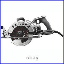 Skilsaw SPT77W-01 7-1/4 15 Amp Corded High Torque Motor Aluminum Worm Drive Saw